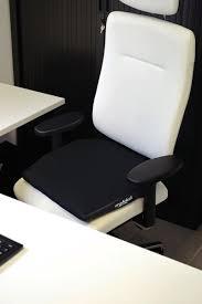 coussin d assise ergodesk pour chaise de bureau securimed
