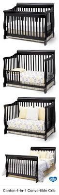 Non Convertible Crib Baby Cache Vienna 4 In 1 Convertible Crib Ash Gray Babiesrus