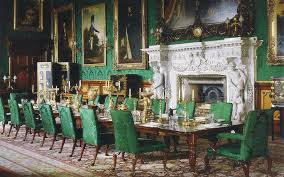 Alnwick Castle Dining Room Historical Buildings Pinterest - Castle dining room