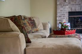 how to get a water stain out of a microfiber couch hunker