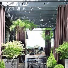 are pergola curtains worth the money