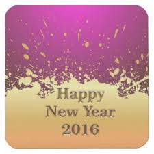 new year plates purple gold happy new year gifts on zazzle