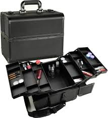 professional makeup artist organizer large makeup organizer large black aluminum pro makeup