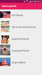 Patrick Meme Generator - patrick meme generator apps on google play