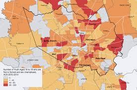 Maps Houston Houston In 2016 As Told Through 5 Maps U2013 The Urban Edge