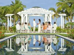 sandals jamaica wedding sandals emerald bay bahamas caribbean wedding tropical sky