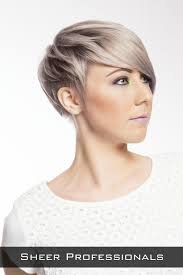 very short hairstyles with fringe women medium haircut