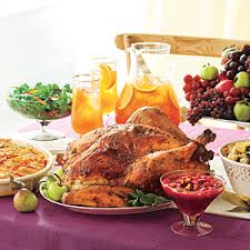 traditional thanksgiving dinner menu thanksgiving menu all you