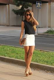 40 beautiful examples of girls in short skirts short skirts
