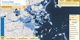louisiana map global warming what does u s look like with 10 of sea level rise climate