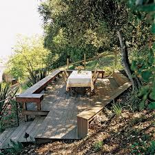 Small Backyard Gardens by 25 Best Steep Backyard Ideas On Pinterest Sloped Garden