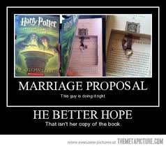 Meme Marriage Proposal - magical marriage proposal the meta picture