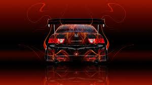 honda accord jdm honda accord jdm tuning back fire abstract car 2016 wallpapers el