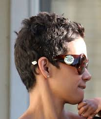 back view of halle berry hair 38 best hairstyles images on pinterest hair make up and beautiful
