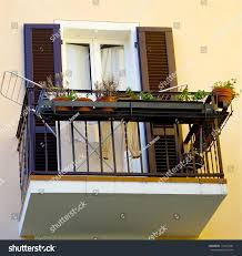 beautiful balcony beautiful balcony house stock photo 114327481 shutterstock