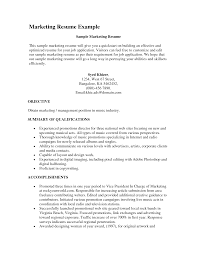 Resume Examples Simple by Music Resume Resume Cv Cover Letter