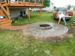 Paver Patio Cost Estimator Paver Pit Designs Ideas Outdoor Living Build Your Own