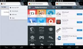 firefox for android mozilla launches firefox marketplace on android ghacks tech news