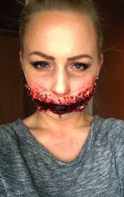 Halloween Makeup Stitches 762 Best Masks Makeup U0026 Special Effects Images On Pinterest Fx