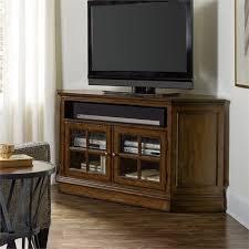 2 Door Tv Cabinet Furniture Brantley 2 Door Corner Tv Stand In Wood