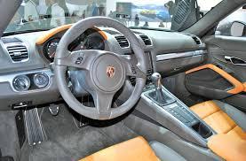 Porsche Cayman Interior 2012 La 2014 Porsche Cayman Interior Egmcartech