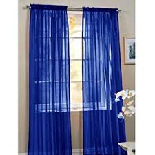 curtain sheer navy blue curtains jamiafurqan interior accessories