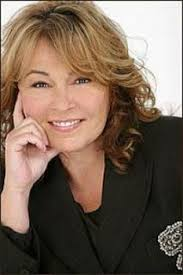 new look for roseanne barr 2015 with blonde hair roseanne rocks this photo the gray hair the makeup the great face