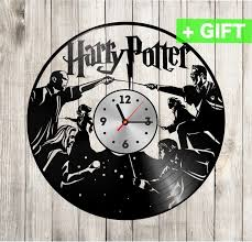 Harry Potter Room Decor Harry Potter Room Decor Clock Lord Voldemort S Interiors
