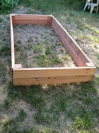 How To Build A Raised Garden Bed Cheap Best 25 Cheap Raised Garden Beds Ideas On Pinterest Garden Box