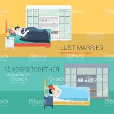 la chambre du sexe jeu de famille dans la chambre à coucher lit amour