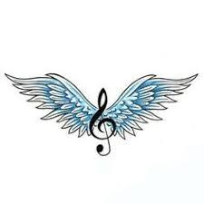 tattoos simple wings designs wings