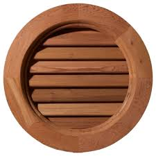 round wood gable vent woods house accessories and men cave