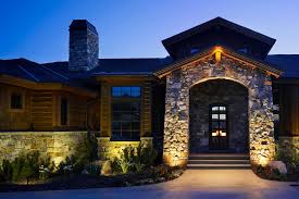 front entrance lighting ideas and wash lighting ideas and pictures