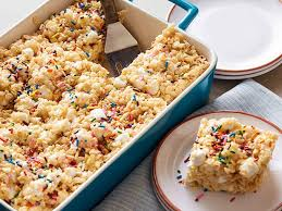 marshmallow crispy treats recipe ree drummond food network