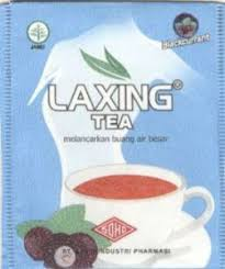 Teh Laxing kantong teh celup blackcurrant soho indonesia laxing tea col
