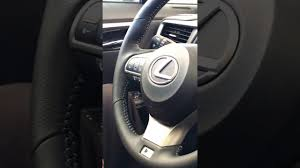 lexus nx hingham set up radio station presets in a 2017 rx350 with navigation youtube
