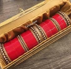 punjabi wedding chura 647 best punjabi chura and kaleere images on bridal