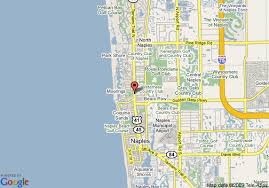 map of naples fl map of gulfcoast inn of naples naples