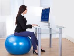 Exercise Equipment Desk Healthy At Work With 5 Exercises You Can Do At Your Desk