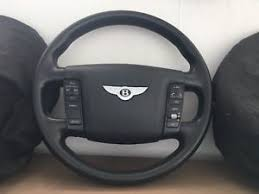 bentley steering wheel bentley continental gt genuine steering wheel airbag ebay