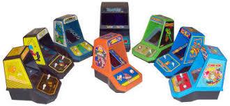 Table Top Arcade Games Coleco Donkey Kong Jr Prototype Mockup Geek Vintage