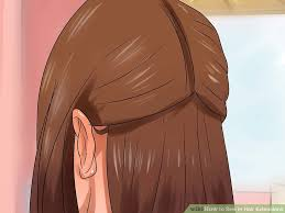 sewn in hair extensions 4 ways to sew in hair extensions wikihow