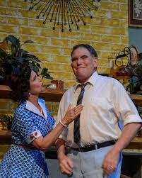 Judy Light Review Damn Yankees Light Opera Works Chicago Theater Beat