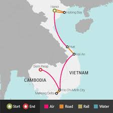 Saigon On World Map by Images Of Vietnam U0026 Cambodia 2018 Group Tour Tour East Holidays