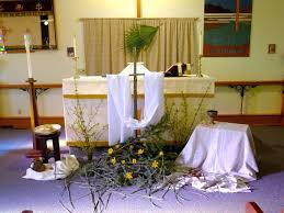decorations church decorating ideas for easter easter sunday