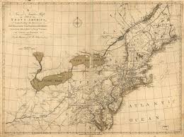 Map Of New York And Pennsylvania by 1770 To 1774 Pennsylvania Maps