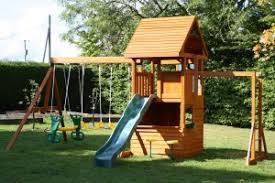 Playground Sets For Backyards by Backyard Swing Sets Build The Kind Of Memories That Last Forever