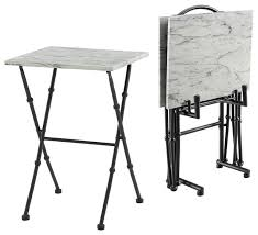 Folding Tv Tray Table Folding Tray Table Set Table Designs