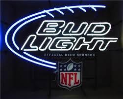 bud light neon signs for sale bud light nfl neon bar sign for sale neon beer signs bar lights