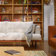 habitat canapé 2 places baci canapé 2 places en tissu fasoli white habitat canapé